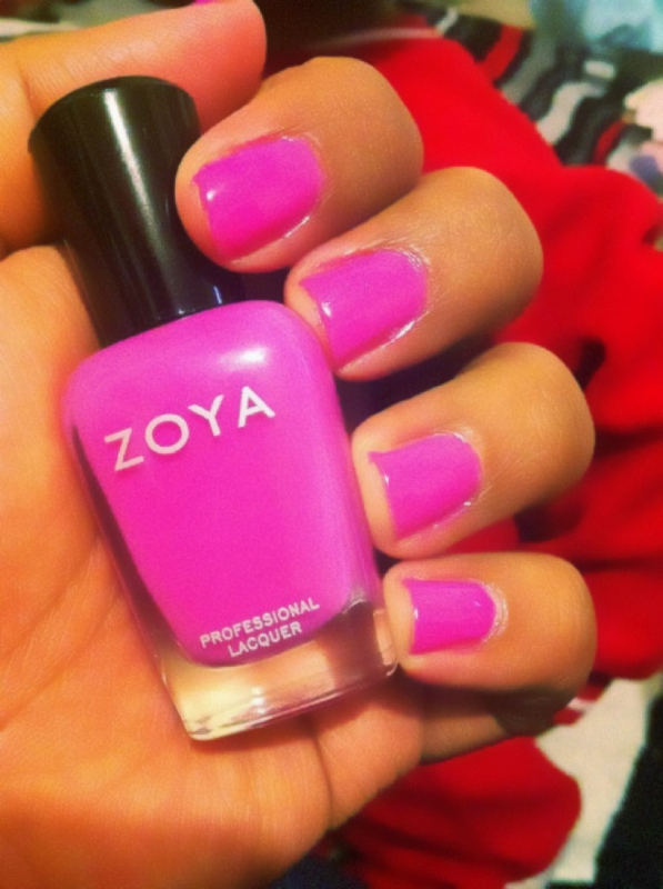 Zoya Nail Polish In Tobey